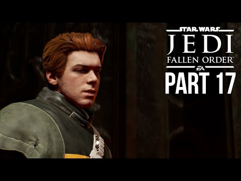 Star Wars Jedi Fallen Order - Parte 17 - guia da gameplay - JEDI KNIGHT (Jogo completo) + vídeo