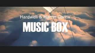 Hardwell & Martin Garrix - Music BOX ( Official Animation Video ) .not
