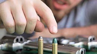Teste .38 Special Vs .357 Magnum
