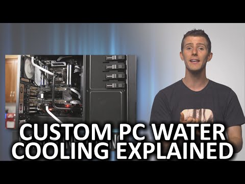 Custom PC Water Cooling as Fast As Possible