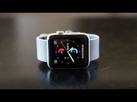 Thumbnail: Apple Watch Series 2 Review: Finally Delivering on Promises
