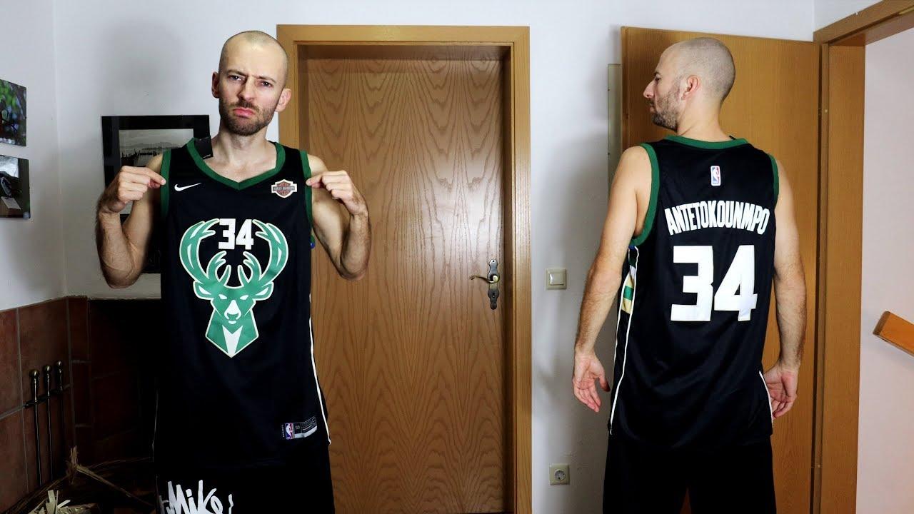 d1267cce NBA Jerseys für nur 30€ bei Amazon - YouTube