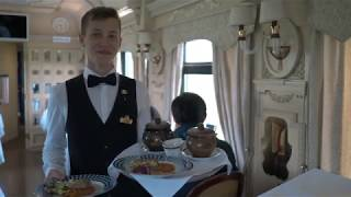 Experience the Golden Eagle Trans-Siberian Express