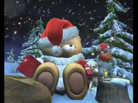 Beste Teddybär Weihnachts Animation Best Teddy Bear Christmas