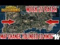 MAP ZOOM CHANGE TO PUBG | WHAT YOU NEED TO KNOW ABOUT THE WEEK 27 PATCH THAT DROPPED TODAY ON PUBG