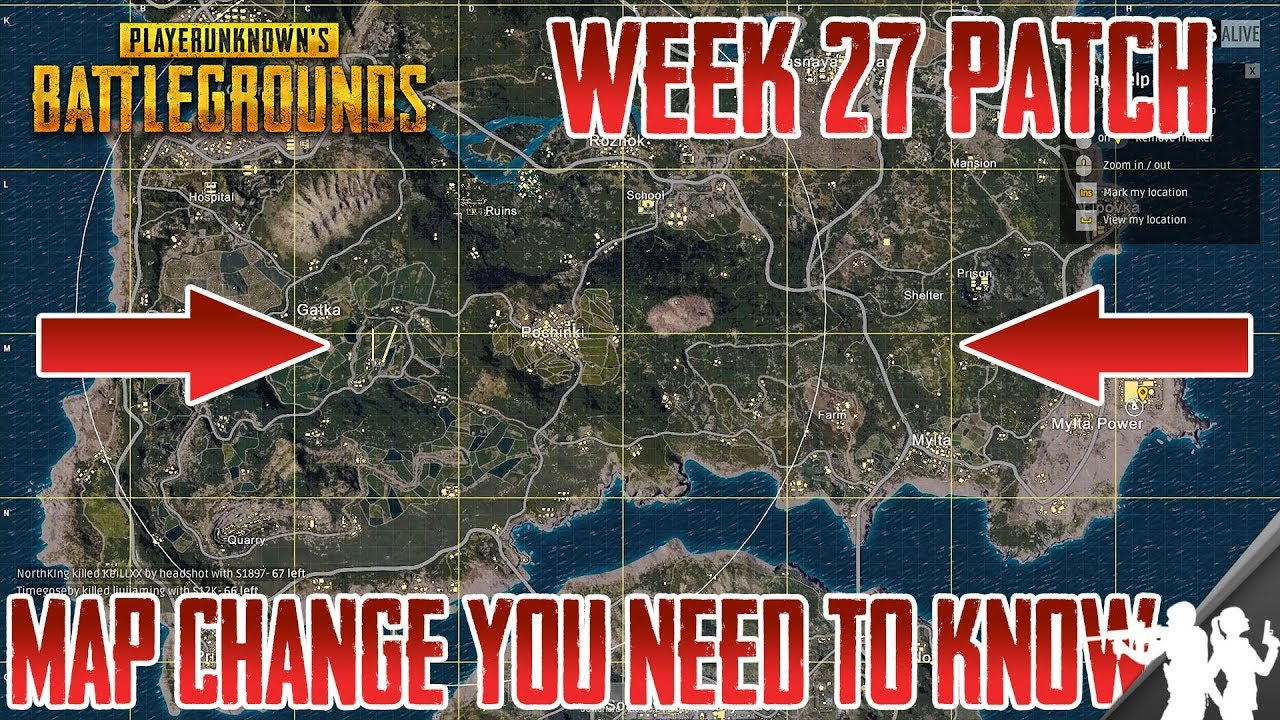 Map zoom change to pubg what you need to know about the week 27 map zoom change to pubg what you need to know about the week 27 patch that dropped today on pubg gumiabroncs Gallery