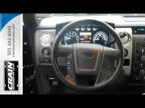 2011 ford f 150 conway ar little rock ar 5gt5303a sold youtube. Black Bedroom Furniture Sets. Home Design Ideas