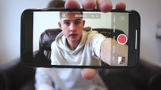 How to VLOG on your Phone - 5 Tips for Beginners