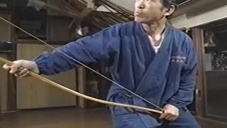 Miyakonojo Large Archery Bows - Highly Skilled Bamboo Craftwork of Both Practicality and Beauty