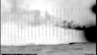 Marathon eagle ford shale sugarloaf facility flir video in karnes county, tx