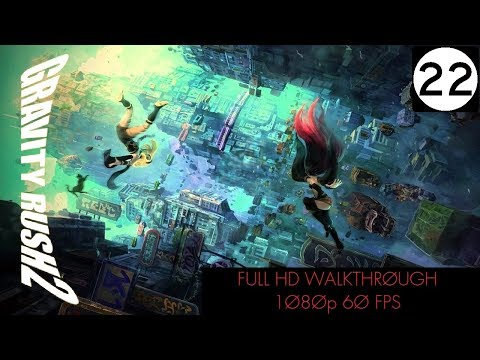 Gravity Rush 2 - Part 22: Castle of Sand - No Commentary [Full 1080p HD, 60 FPS]