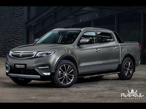 Proton SUV PickUp 2018