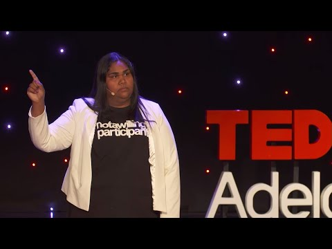 The myth of Aboriginal stories being myths | Jacinta Koolmatrie | TEDxAdelaide