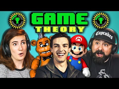 Download Youtube: ADULTS REACT TO GAME THEORY (MatPat)