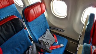 TURKISH AIRLINES   DUBAI - ISTANBUL   AIRBUS A330   ECONOMY CLASS