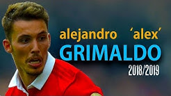 Alex Grimaldo - 2019 Goals and Defensive Skills