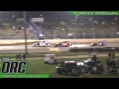 Florence Speedway | 5.6.17 | UMP Modifieds | Feature