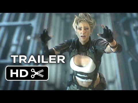 Appleseed Alpha Official Trailer 1 (2014) - Animated Sci-Fi Movie HD