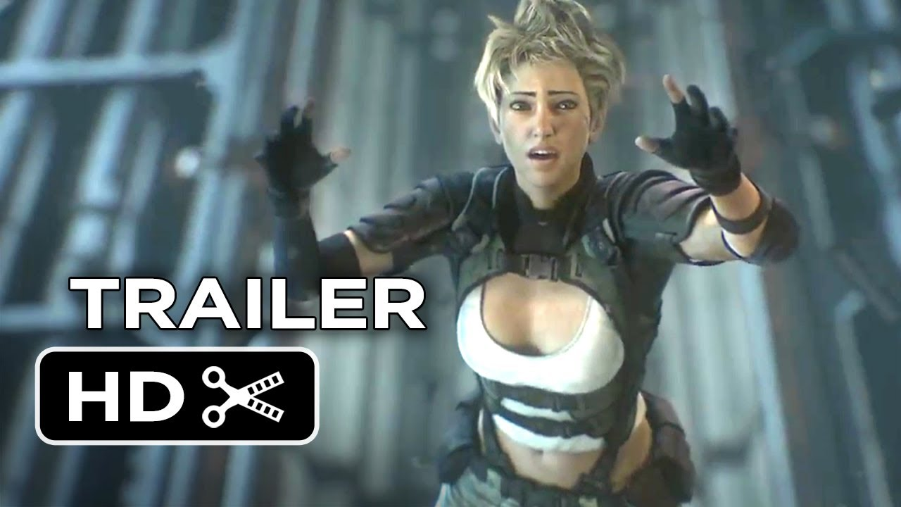 Animation Wallpaper Android Appleseed Alpha Official Trailer 1 2014 Animated Sci