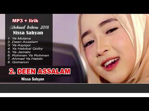 Nissa sabyan full album mp3 lirik karaoke