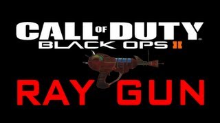 Wicked Zombies - Ray Gun - Green Run Town - Black Ops 2 Zombies Survival