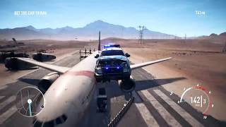 Abandoned Crown Victoria Police car. Need For Speed Payback livestream with MadMoose