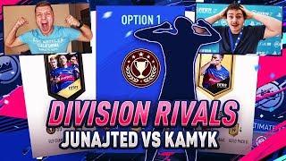 FIFA 19 DIVISION RIVALS vs KAMYK - WALKOUT ZA NAGRODY!