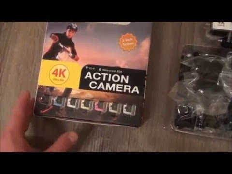 4k ultra hd action camera review cheap alternative for. Black Bedroom Furniture Sets. Home Design Ideas