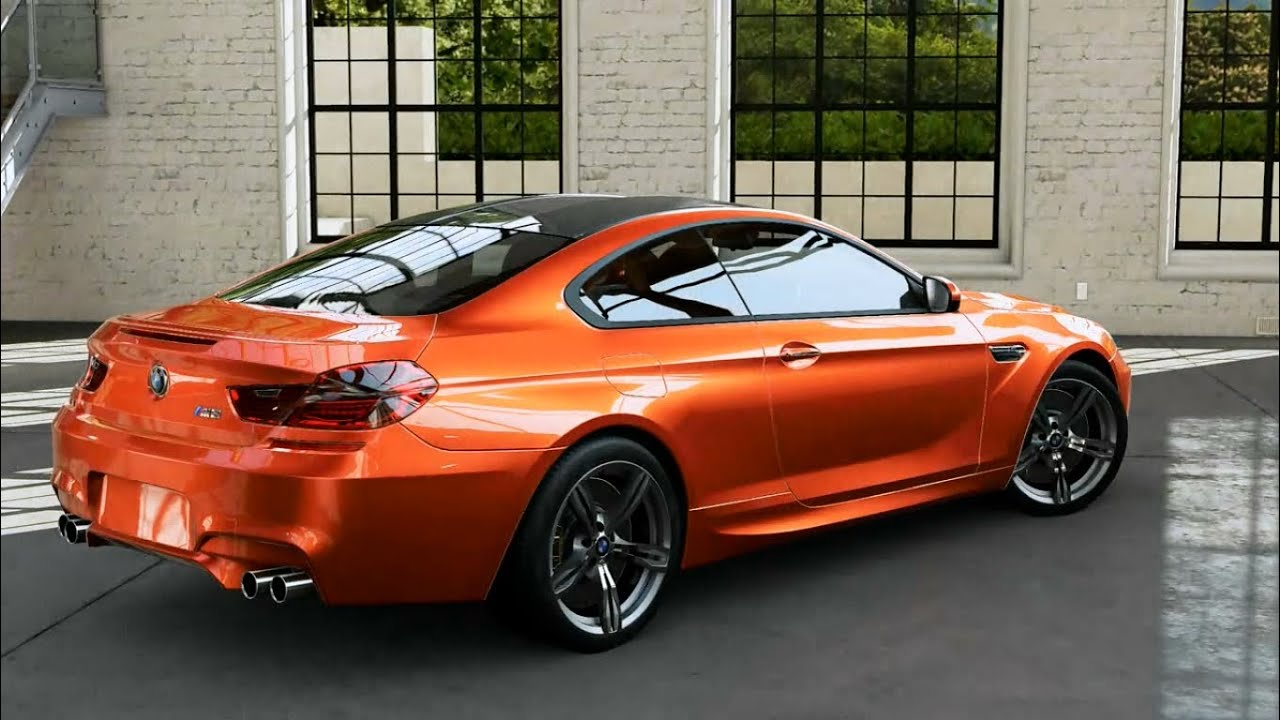 Forza Motorsport 5 - 2013 BMW M6 Coupe - YouTube