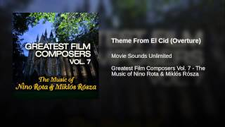 Theme From El Cid (Overture)
