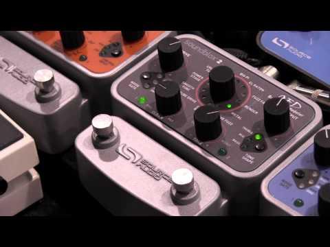 NAMM 2013 - Source Audio Soundblox 2 OFD Bass MicroModeler