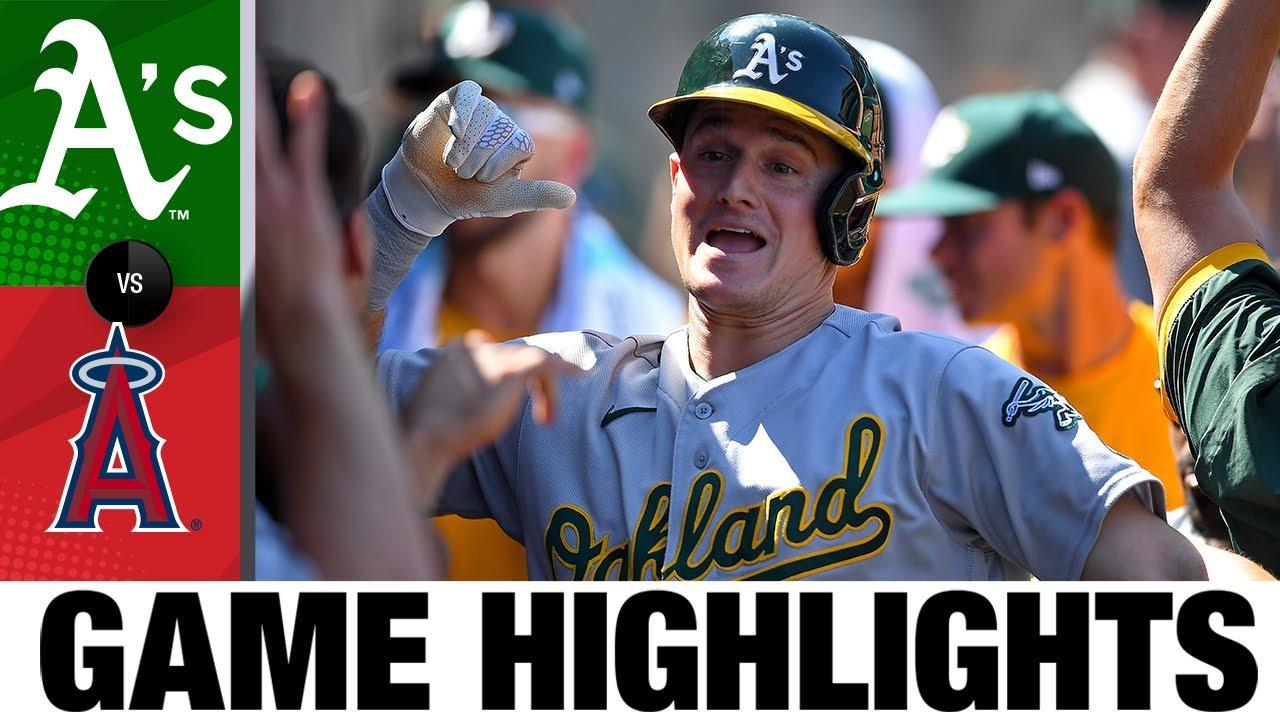 A's vs. Angels Game Highlights (9/19/21) | MLB Highlights