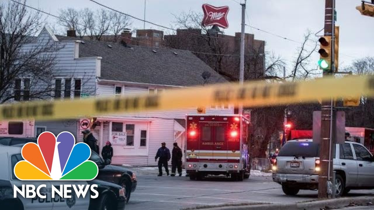 Officials Update On Milwaukee Shooting That Killed 5 | NBC News (Live Stream Recording)