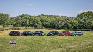 What's the Best Mid-Size SUV for 2019?— Cars.com