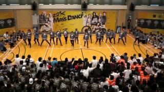 2015 ou joint u mass dance ou omg team