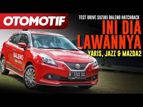 Test Drive Suzuki Baleno Hatchback. Ini Dia lawannya Yaris, Jazz & Mazda2