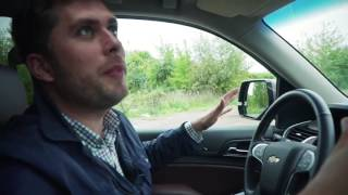 Chevrolet Tahoe 2016 Тест драйв Anton Avtoman