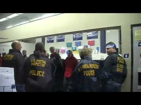 Occupy The Post Office - Portland Oregon (Full Version)  5.24.12