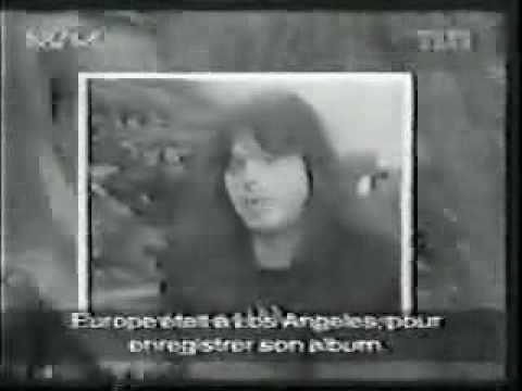 John Norum - French TV Interview (1992)
