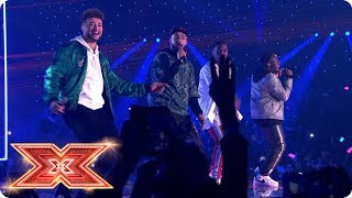 Rak-Su bring Mona Lisa to The X Factor Live Final! | Final | The X Factor 2017