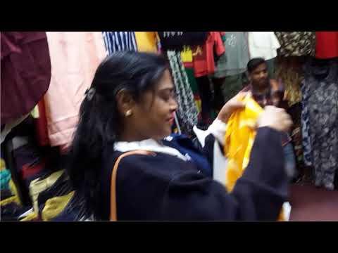 Commercial Delhi - Janpath market(best place for bargaining ladies)