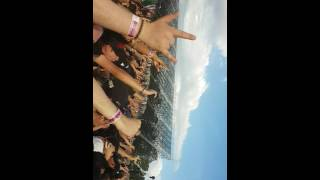 DragonForce - through the fire and flames (live Hell and Heaven 2016) México City