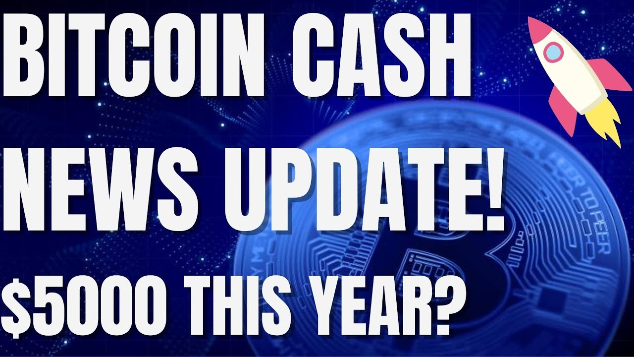 Download Bitcoin Cash To $5000!? - BCH Crypto Price Prediction & Forecast 2021