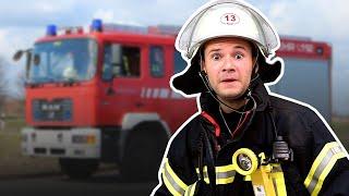 Ich bin Feuerwehrmann