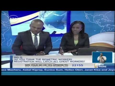 KTN Prime Full Bulletin 1st September 2014(Presidential missing car,biometric registration)