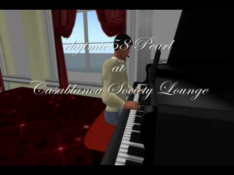rhytmic58 Pearl at Casablanca Society Lounge