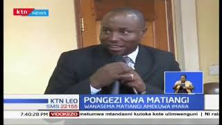 Rais Uhuru Kenyatta ampa Fred Matiang\'i majukumu zaidi
