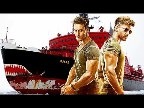 Hrithik Roshan And Tiger Shroff To Fight On The Largest Ice-Breaker Ship In Arctic For WAR Mp3