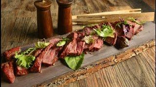 Molasses & Chile Marinated Tri Tip Recipe  Traeger Grills