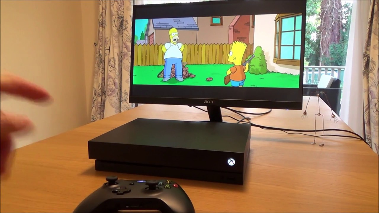 What Happens When you put a DVD into a Xbox One X Console ...Xbox 360 Games Converted To Xbox One